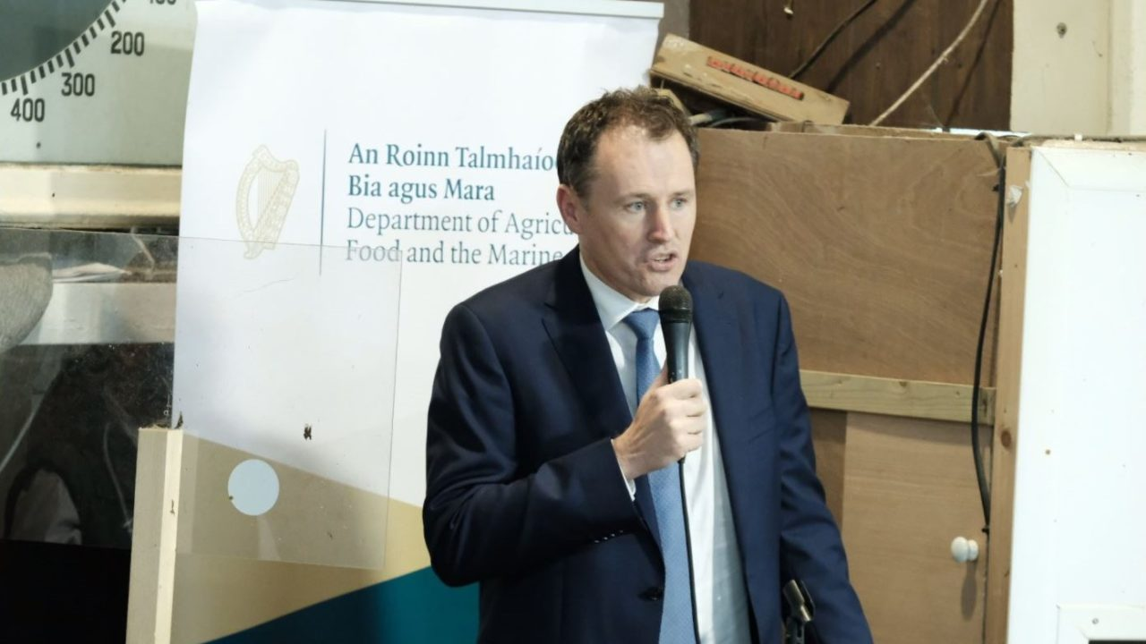 Minister open to ideas on changing 'culture' regarding women in agriculture