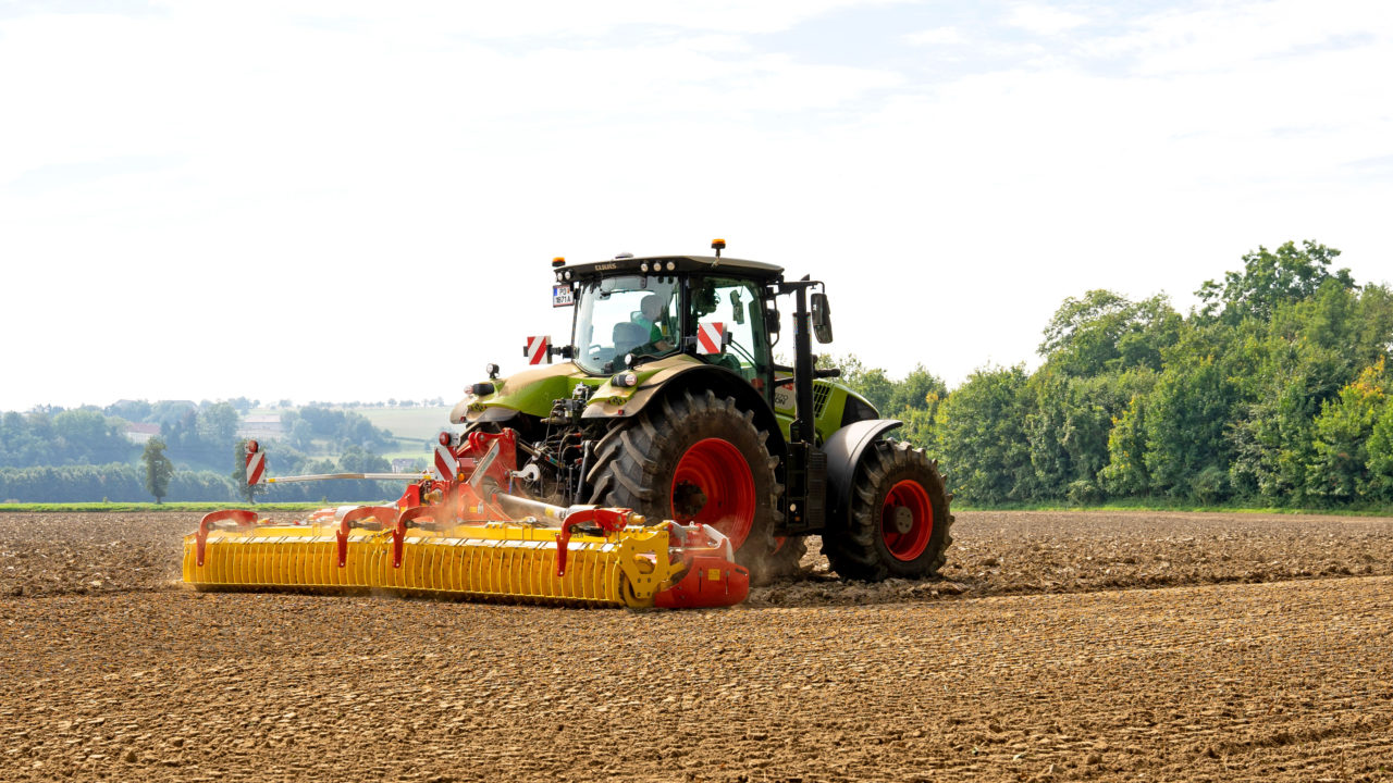 500hp is new ceiling for Pottinger tillage tools